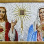 Zemra e Krishtit dhe Zemra e Zojes